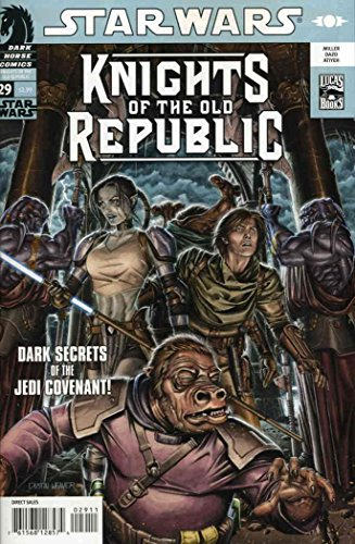 Star Wars Knights of the Old Republic #29 Exalted Part 1 (Star Wars Knights Of The Old Republic Secrets)