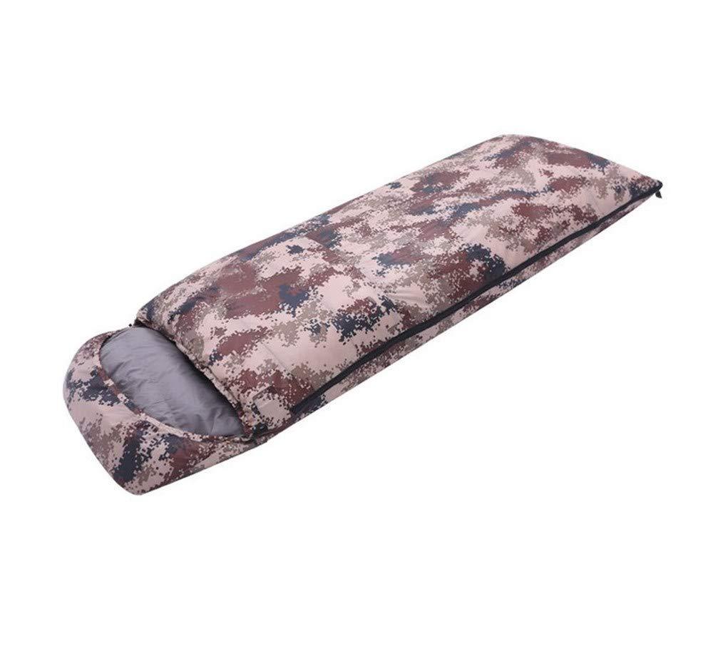 GYK Boutique Outdoor-Spleißen Ente unten Umschlag Tarnung