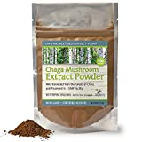 Cheap Chaga Mushroom Extract Powder, Wild Harvested, NO Steeping Required, 100 Servings