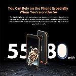 Blackview BV4900 Téléphone Portable Incassable,Écran 5,7' Batterie 5580mAh, Charge Inverse, Smartphone IP68 Étanche… 10