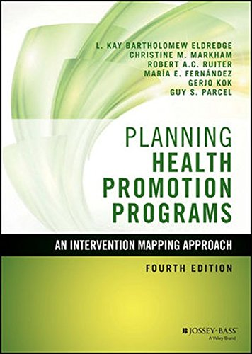 111903549X - Planning Health Promotion Programs: An Intervention Mapping Approach (Jossey-Bass Public Health)