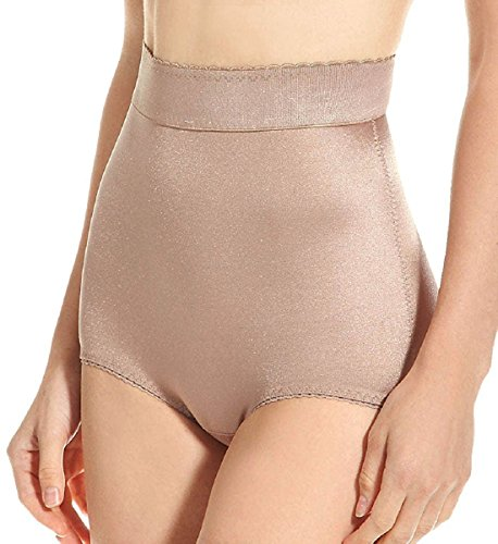 y Brief Panty - 513 (7X, Mocha) (Rago High Waist Brief)
