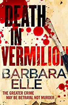 Death In Vermilion (The Cape Mysteries) by [Elle, Barbara]