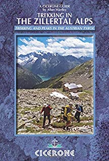 Trekking in the Zillertal Alps