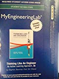 MyEngineeringLab with Pearson EText -- Access Card -- for Thinking Like an Engineer : An Active Learning Approach, Stephan, Elizabeth A. and Sill, Benjamin L., 0133595625