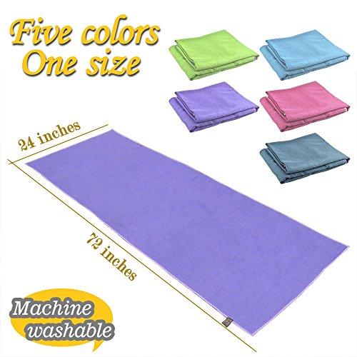 LoveCam Yoga Towel - (24