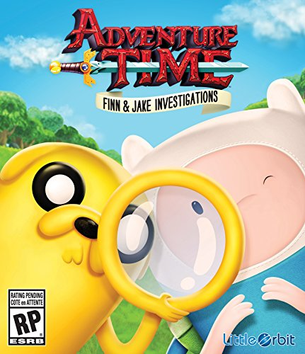 Discount Adventure Time Finn and Jake Investigations - Xbox One for sale