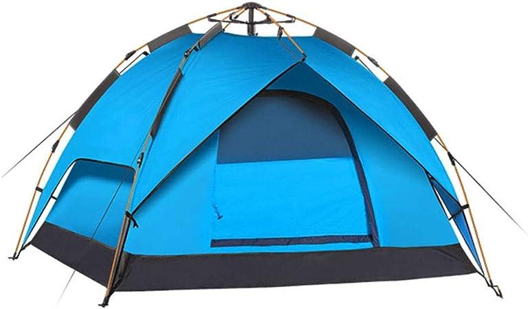 DEI QI Tienda de campaña para acampar al aire libre 3-4 ...