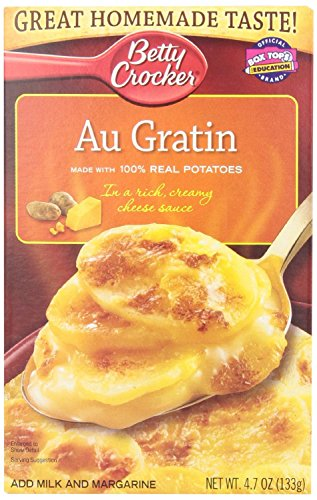 Betty Crocker Potatoes Au Gratin Casserole, , 4.7-Oz (Pack of 3)