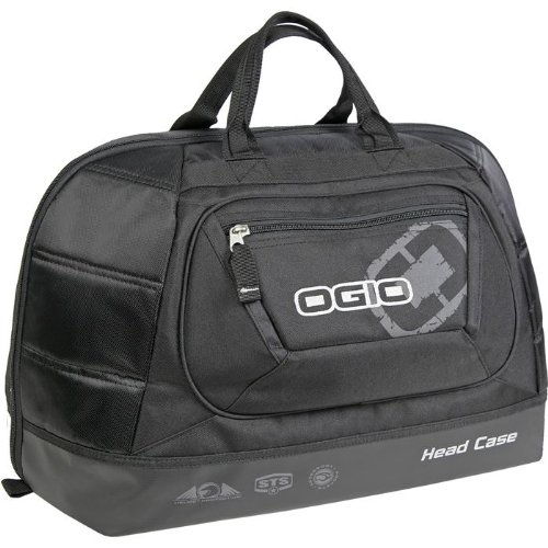 OGIO 121009.36 Stealth Black Head Case Motorcycle Helmet Bag (Head Case Helmet)