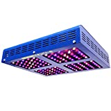 MEIZHI Reflector-Series 600W LED Grow Light Full Spectrum for Indoor Plants Veg and Flower - Dual Growth Bloom Switch Daisy Chain