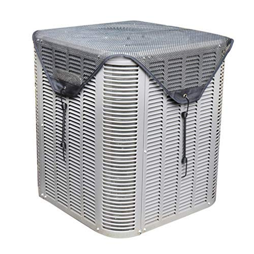 - Sturdy Covers AC Defender - All Season Universal Mesh Air Conditioner Cover - AC Cover for Central Units