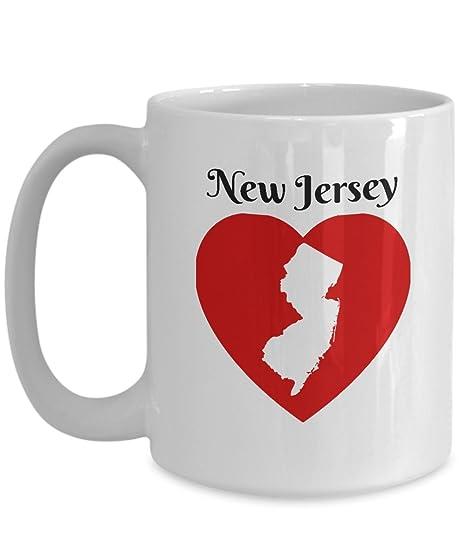 New Jersey Coffee Mug Gift