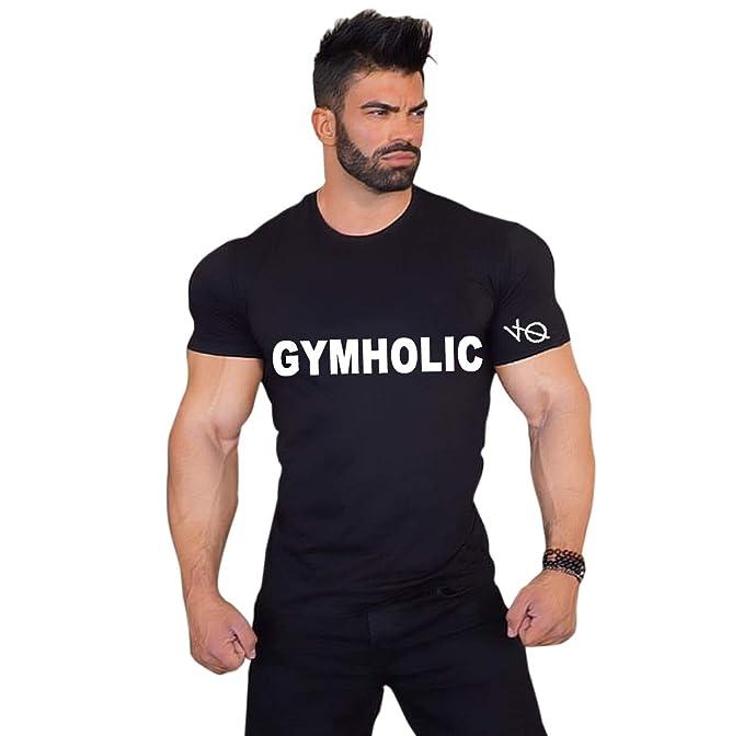 Vanquish VQ Fitness Vest T-Shirt Men/'s Gym Workout Sergi Constance Top New Tee