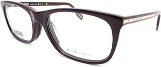 BOSS -  Montatura - Uomo Marrone Dark Brown/Gold 54 6020J 86LA
