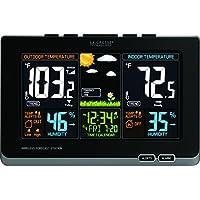 La Crosse Technology 308-1414B Wireless Atomic Digital...