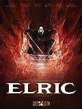 capa de Elric. O Trono de Rubi