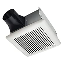 Broan Invent Series Single-Speed Fan 50 Cfm, 0.5 Sones, Energy Star Qualified