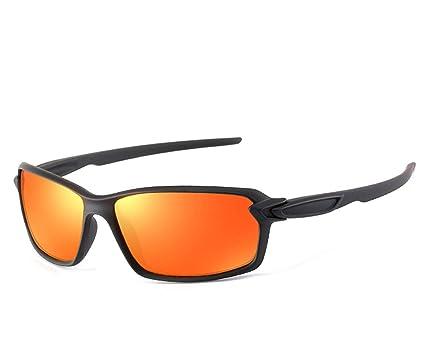 YJF Gafas de Sol polarizadas para Hombre y Mujer Color ...