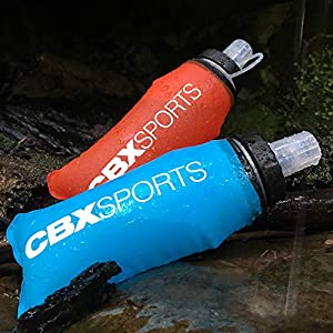 CBX Sports Soft Flask 500ml | Botella Hidratación Flexible