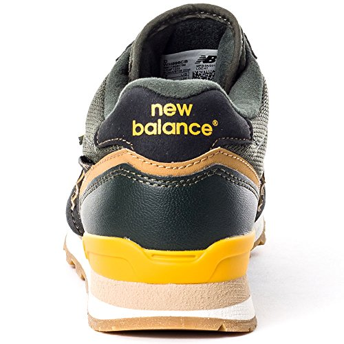 Green Basses Sneakers Balance Femme New wp1A4gxIvq