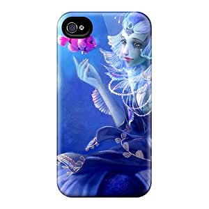 New Fashion Case Cover For Iphone 4/4s(dkl10477tniA)