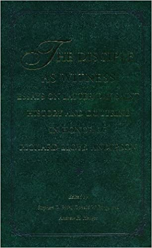 com the disciple as witness essays on latter day saint the disciple as witness essays on latter day saint history and doctrine in honor of richard lloyd anderson first edition edition