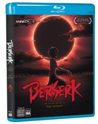 Berserk: The Golden Age Arc III - The Advent (BD) [Blu-ray]