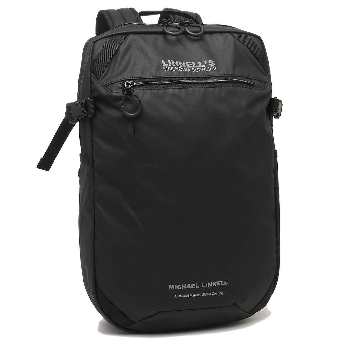 [マイケルリンネル]リュック メンズ MICHAEL LINNELL MLAC-07 ブラック [並行輸入品] B07M8F8RP6