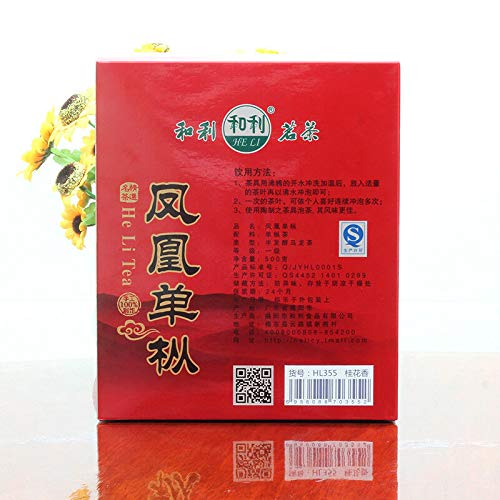 Dan Cong Oolong Aroma Fragrance Phoenix Dancong Tea 500g Chaozhou Tea Oolong Chinese Cha
