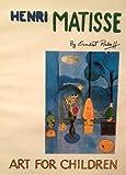 Henri Matisse, Ernest Raboff, 0397322380