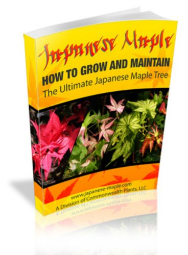 How to Grow the Ultimate Japanese Maple Tree (Growing Japanese Maple Trees Book 2) ()
