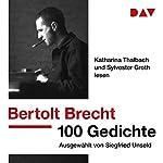 100 Gedichte: Ausgewählt von Siegfried Unseld | Bertolt Brecht