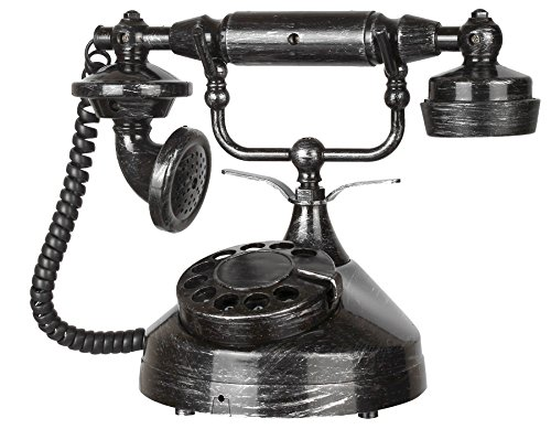 Victorian Style Halloween Decorations (Haunted Victorian Style Spooky Phone With Scary)