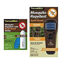 Thermacell Repellent W/earth Scent Refill Combo Pk MRVPBJEE1