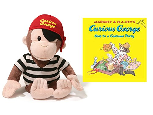 Curious George Pirate 13