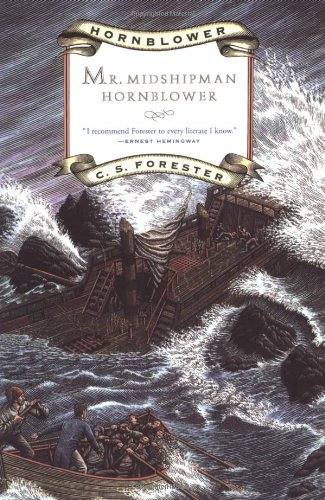 hornblower book series order