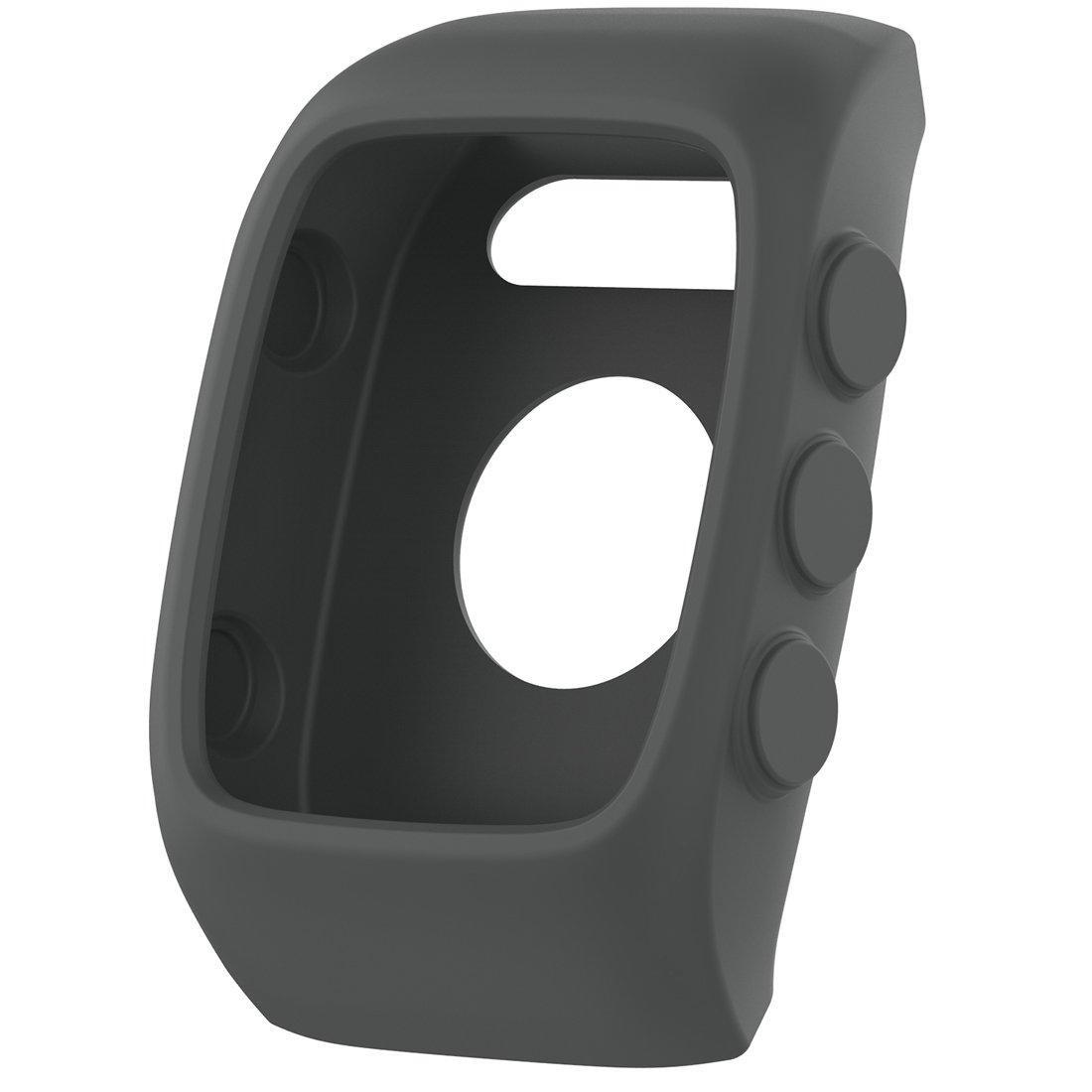 LOKEKE - Carcasa de Silicona para Polar M400 M430