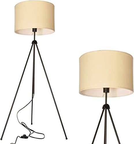 Modern LED Tripod Floor Lamps