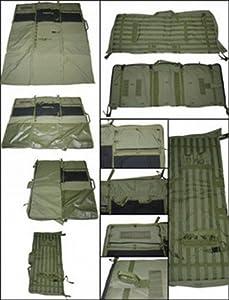10. Barrett Drag Bag/Shooting Mat (M82A1/M107A1/M95) 82143-3