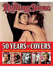 Rolling Stone Covers / 50 Years: A History of the Most Influential Magazine in Pop Culture