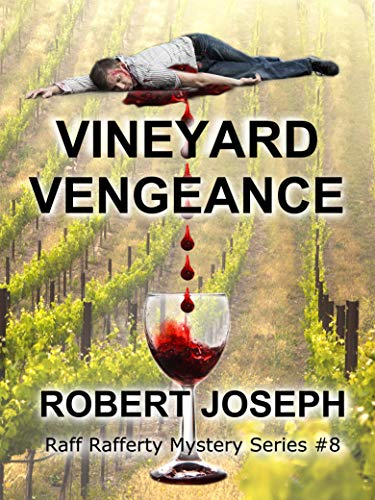 Vineyard Vengeance by Robert Joseph ebook deal