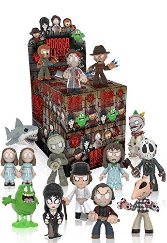 Mystery Box Mini Figure (Funko Mystery Mini: Horror - Horror Classics Series 3 - One Mystery Figure Action Figure)
