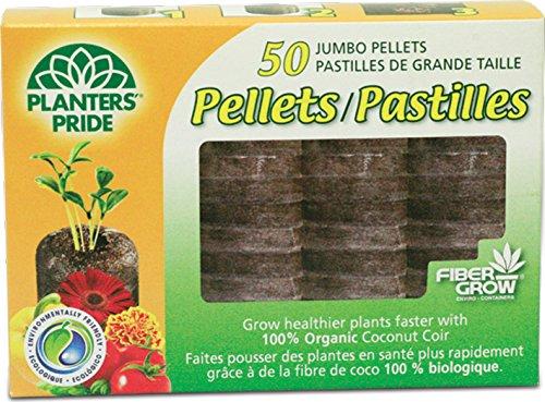 Fiber Grow Pellet Refills Size: 50 Count