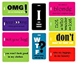 Luggage Tag Value Packs (Best Seller 20pc)