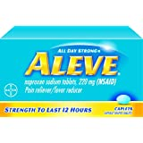 Aleve Caplets, 24-Count (Pack of 2)