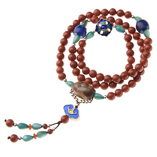 Wolegequ Main Bijoux de mode artisane bijoux pour femmes Les filles bracelet bague multi-nationale et Anciens multi-niveaux polyvalents accessoires frais