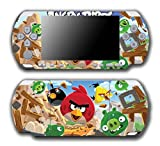 Angry Birds Red Chuck Bomb Pig Video Game Vinyl Decal Skin Sticker Cover for Sony PSP Playstation Portable Slim 3000 Series System