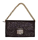 Kate Spade New York Milou Sunset Lane Clutch Wallet Handbag, Black