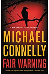 Fair Warning (Jack McEvoy (3)) Hardcover